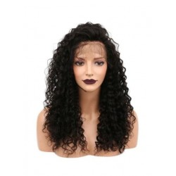 Perruque full lace deep Wave