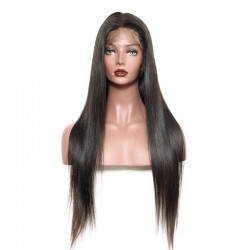 full lace wig lisse